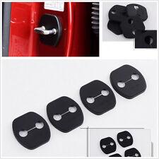Car Door Lock Protector Cover buckle decoration 4pcs For Nissan Almera 2008-2015