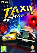 New Sealed Taxi 3D taxi Business Simulation) PC Windows Game New Sealed
