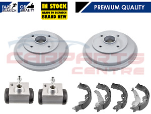 FOR SUZUKI SWIFT 2005-2011 REAR 2 BRAKE DRUMS AND SHOES SHOE SET 1.3 1.5 DDIS