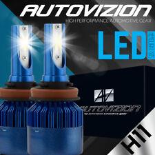 AUTOVIZION LED HID Headlight kit H11 White for Hyundai Elantra GT 2013-2017