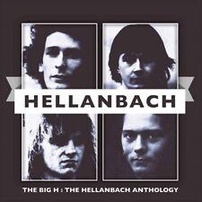 HELLANBACH - The Big H: The Hellanbach Anthology (NEW*LIM.DLP WHITE VINYL*NWOBHM