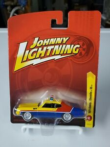 2011 Johnny Lightning 1971 Chevy Chevelle SS Release 14 Police MFP Rare