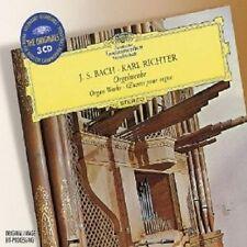 KARL RICHTER - ORGELWERKE 3 CD NEW+