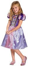 Disney's Tangled Rapunzel Sparkle Classic Girls Costume Small 4-6