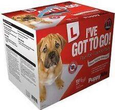 Mikki Pup-pee Pads 100pack Puppy Training Damaged