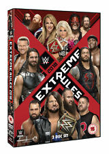 WWE: Extreme Rules 2018 (2018) [15] DVD