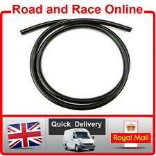 Motorcycle Fuel Line Petrol Pipe 5mm I/D x 8mm O/D 1m Long Black