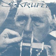 "SKRUPEL No lie! 7"" Vinyl (1998 Thought Crime) neu!"
