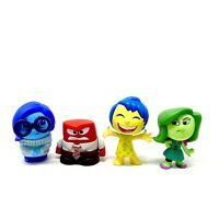 Funko Mystery Minis Lot Disney's Inside Out Sadness Anger Joy Arms Out & Disgust