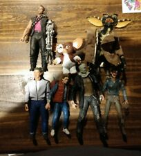 NECA Back To The Future, gremlins, ash, Jason, horror lot