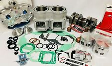 Banshee 10 mil Super Cub Cylinder Crank Wiseco Cool Head Big Bore Motor Kit