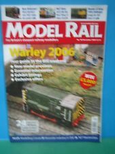 MODEL RAIL No 98 DECEMBER 2006 > MODELLING CANALS ~ WARLEY 2006 > SEE PHOTO'S