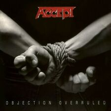 Accept - Objection Overruled [Limited Silver & Black Swirl Colored Vin