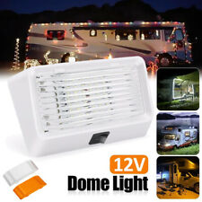 Rv Led Outdoor Exterior Porch Light 12v Outside Lighting Fixture Camper Withswitch