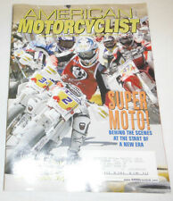 American Motorcyclist Magazine Old Bikes Rule At Vintage October 2003 071314R
