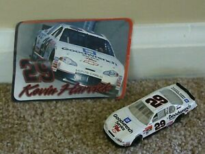 2001 Winners Circle - 1/64 - #29 Kevin Harvick - GM Goodwrench - Chevy - Black