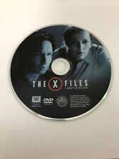 The X Files : I Want To Believe  - DVD Disc Only - Replacement Disc