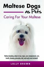 Maltese Dogs as Pets: Maltese Breeding, Where to Buy, Types, Care, Temperament,