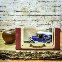 Oxford Tesco Limited Edition Gold Tea 1:43 Die-Cast Car Model New
