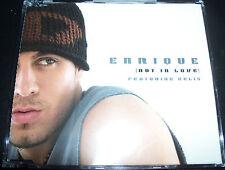 Enrique Iglesias Featuring Kelis I'm Not In Love / Addicted Australian CD Single