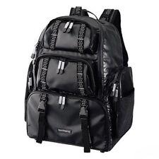 Shimano Backpack Fishing Tackle Bag XT DP-072K Black Sise L Japan new .