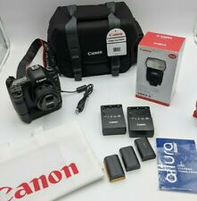 Canon 5D mark ii with battery grip. 3 Batteries, 50mm 1.8 lens, camera bag flash