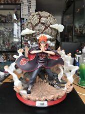 "Naruto Uchiha GK Resin Pain Itachi Statue Collectible Toy 13""H Recast Statue"