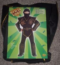 Ninja Lord Child's pretend play costume,Size Medium (8-10),Boy's,unisex,girl's