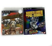 Borderlands 2 and Pre-Sequel PS3 Brand New Factory Sealed Playstation 3 Bundle