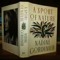 Gordimer, Nadine A SPORT OF NATURE  1st Edition 1st Printing