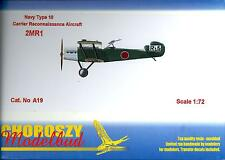 Choroszy Models 1/72 MITSUBISHI 2MR1 NAVY TYPE 10 Reconnaissance Plane