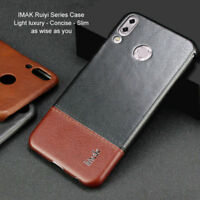 For Asus Zenfone 5 5z ZE620KL ZS620KL Imak Shockproof Classic Leather Case Cover