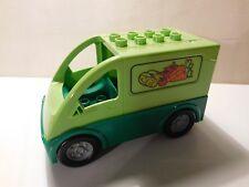 LEGO Duplo Lieferwagen - Obst- und Gemüsetransporter