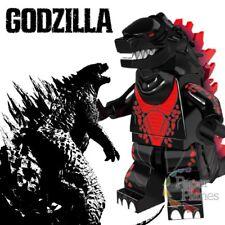 Godzilla Maßgeschneidert Minifigur Passt Lego Toy P1167