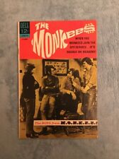 THE MONKEES #5 ORIGINAL SILVER AGE COMIC SEE MY OTHERS!!