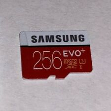 Samsung 256GB MicroSD SD Memory Card Galaxy Note 9 s7 s8 s9 s10 Nintendo Switch