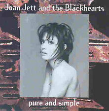 joan and the blackhearts jett - pure and simple (CD) 4001617963524