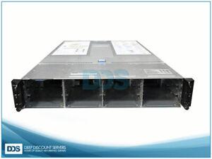 Quanta Plex T41S-2U 4N 12 LFF (8)E5-2650LV4 14-C 1.70Ghz 1536GB Mem (2)1600W PSU