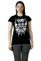 Mickey Mouse 666 T-Shirt by Darkside