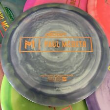 DISCRAFT Prototype Paul McBeth Swirly ESP Hades Disc Golf Driver Pick Your Disc!