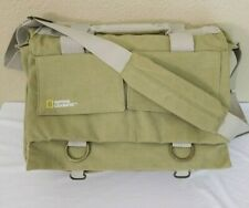 National Geographic Earth Explorer NG 2475 Messenger Camera Carry Bag