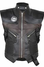 Hawkeye Vest Leather The Avengers Jeremy , FAUX Leather Jacket