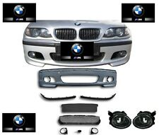 PARE CHOC PARECHOC AVANT + ANTIBROUILLARDS BMW SERIE 3 E46 BERLINE PACK M M2
