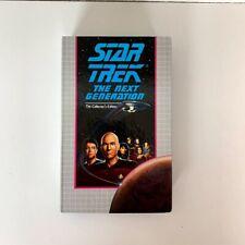 Star Trek The Next Generation Collector's VHS: 13046 Second Chances & Timescape