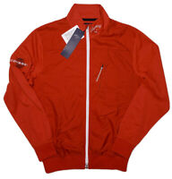 CALLAWAY JAPAN Odyssey Golf Full Zip Jacket TOUR ISSUE Red Small S ~ New