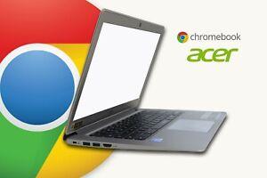 ACER Chromebook CB3-431-C2GR 14-inch Full HD Built-in Webcam & Microphone Laptop