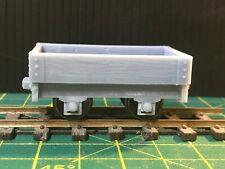 Gn15  Single Plank Wagon Kit optional wheelset