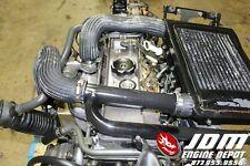 MITSUBISHI PAJERO 2.8L TURBO DIESEL ENGINE AUTO 4X4 TRANS JDM 4M40 DQ2767