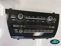 2014-2018 BMW X5 F15 FRONT AC HEATER RADIO CLIMATE CONTROLS 6831943