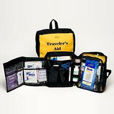 73 Piece Travelers Personal Hygiene First Aid Kit Medical Survival Gear Bug Out
